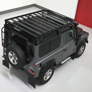 Land Rover Defender 90 VB Air Suspension
