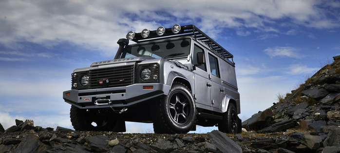 4×4 VB Air Suspension Systems and Applications