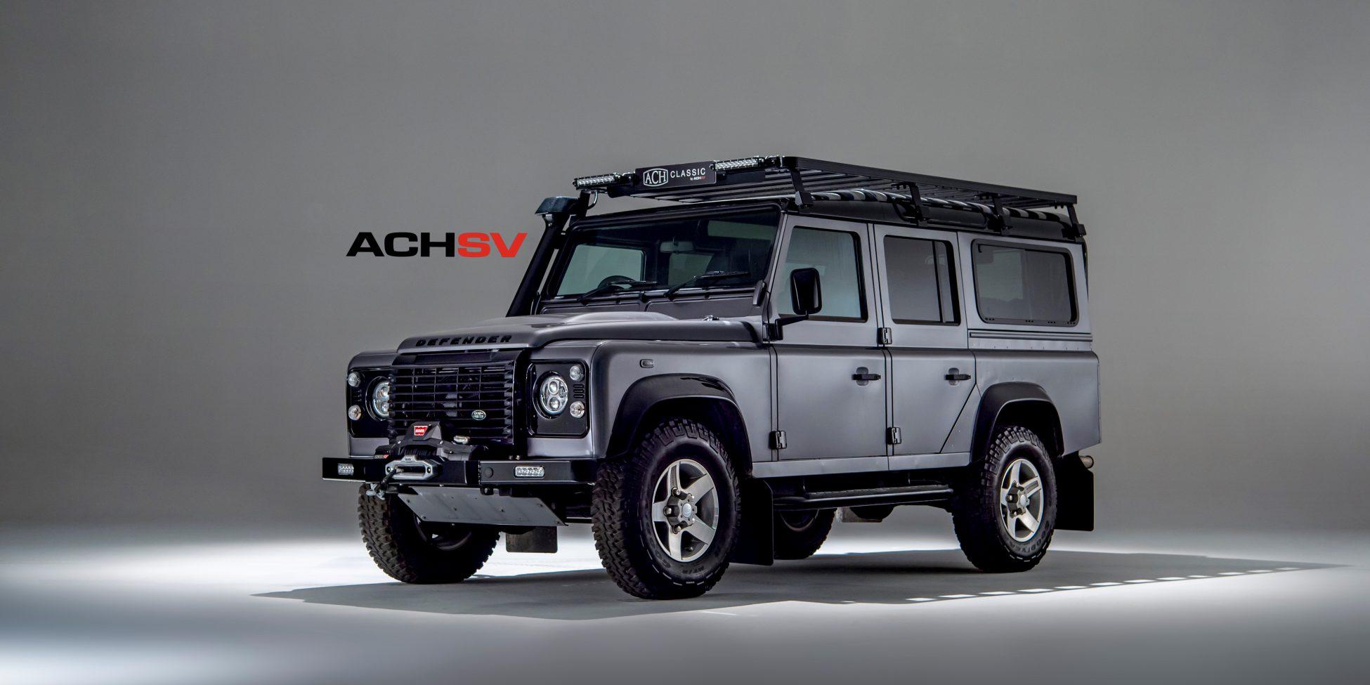 ACHSV Land Rover Defender 110