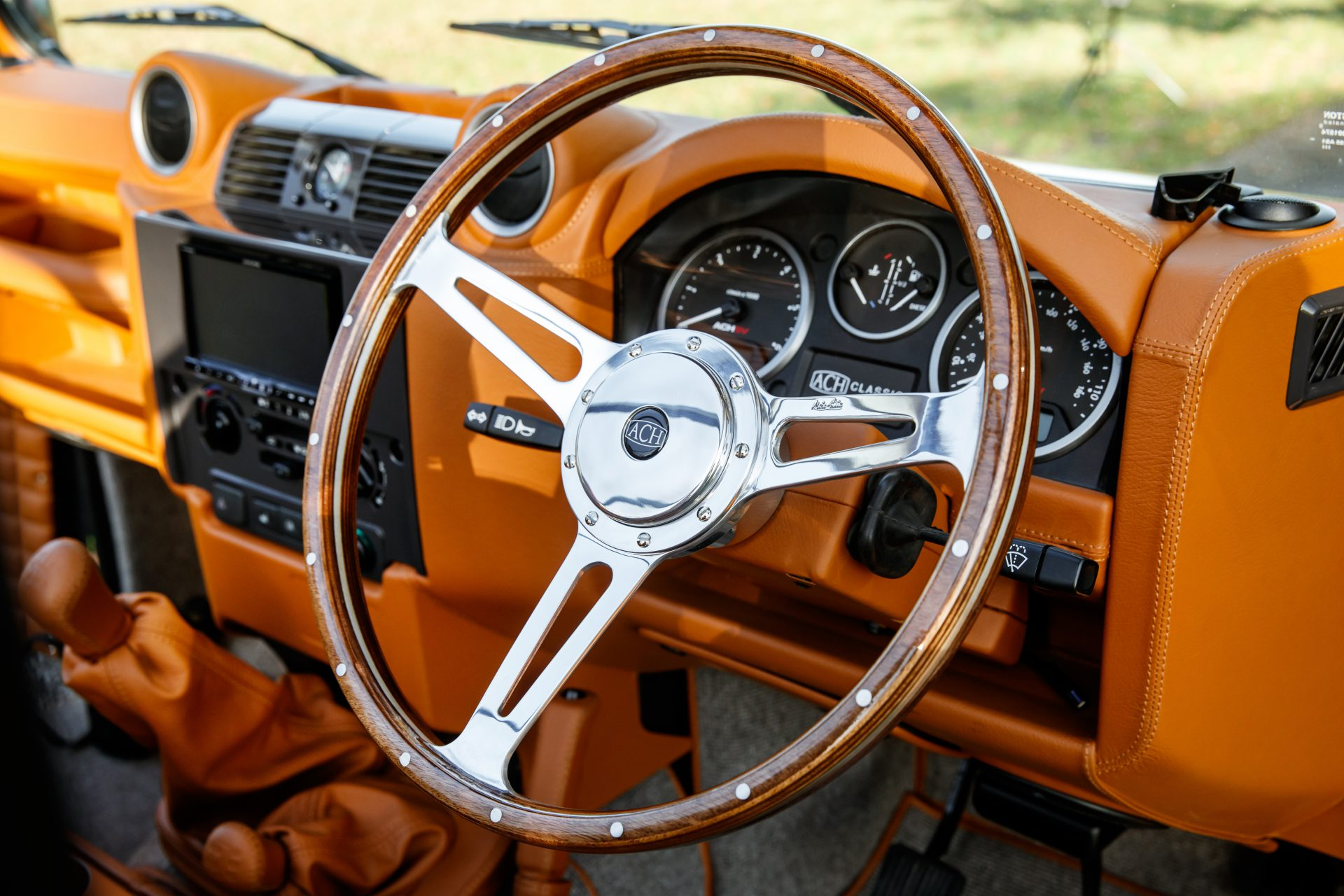 ACH Classic Interior Leather Trim