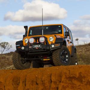Jeep JK Wrangler 2 Door