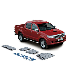 RIVAL Underbody Protection Toyota Hilux
