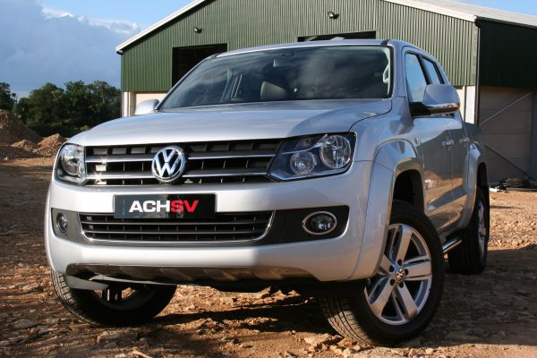 VW Amarok Full Air 2C VB Air Suspension