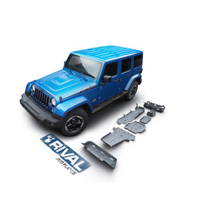 RIVAL 4x4 Underbody Protection