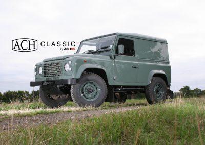 Land Rover Defender 90 Hard Top – Keswick Green