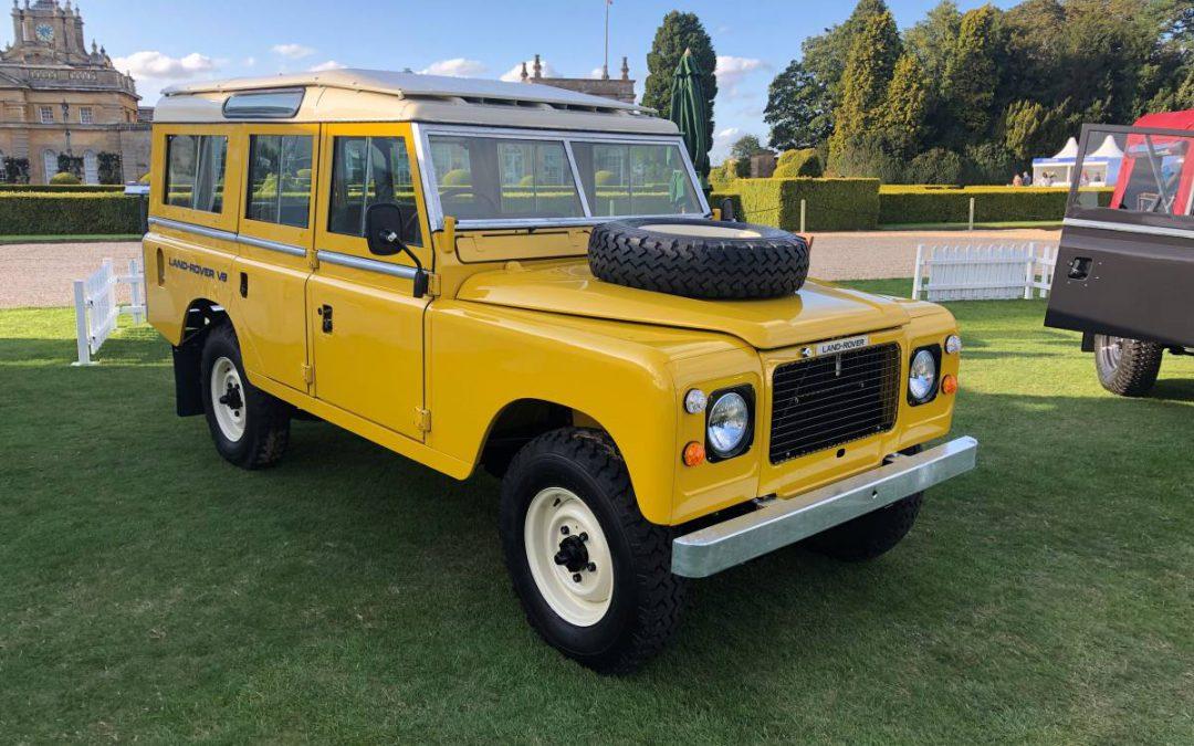 Land Rover Restorations