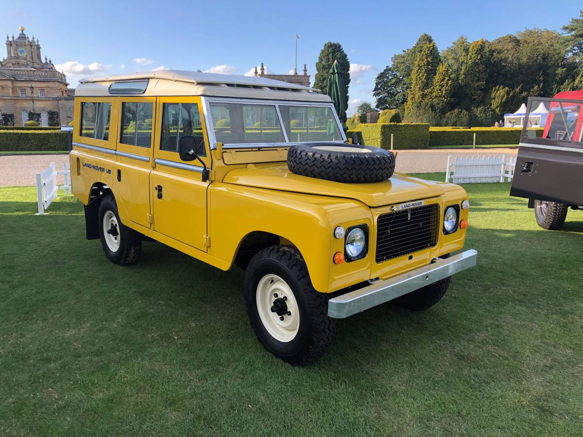 Land Rover 1949 Series One OVX 717 - For Sale