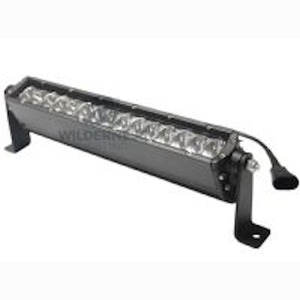 Wilderness Lighting SOLO Single Row LED Light Bars
