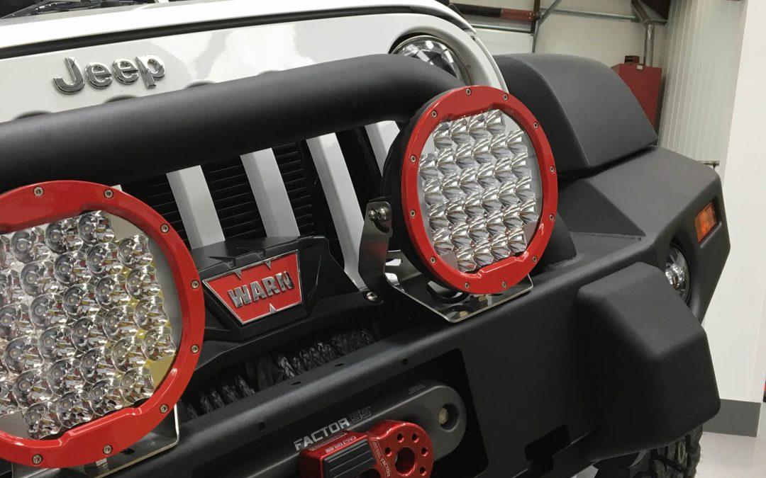 NEW Wilderness Lighting LED Light Bars Available Now
