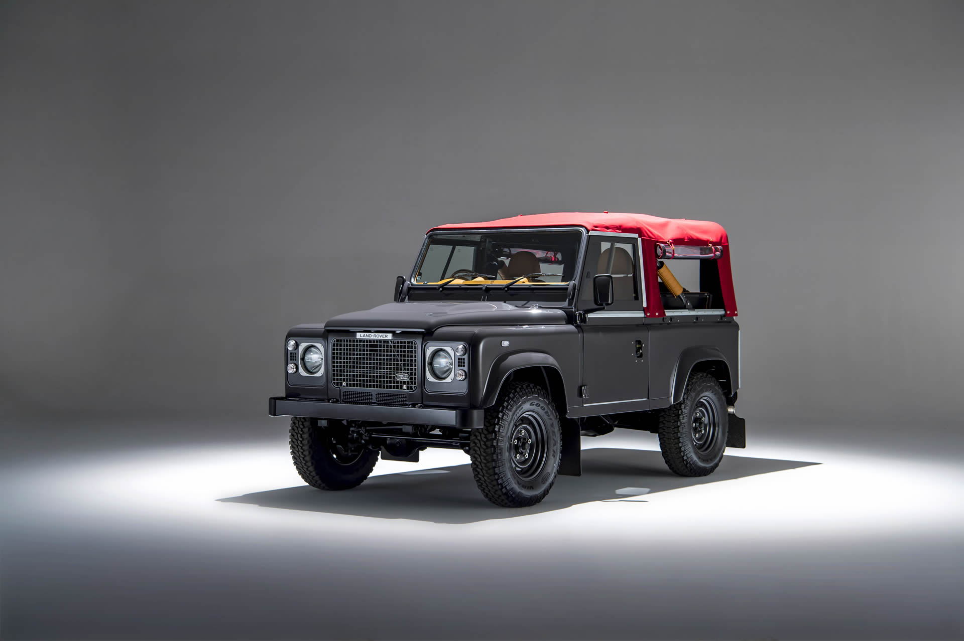 Land Rover Recreations