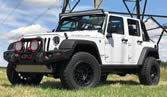 Jeep JK Wrangler 4 Door