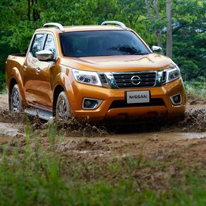 Nissan Navara NP300 Full Air 2C VB Air Suspension