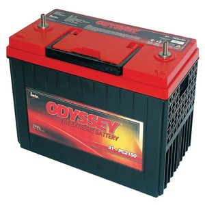 Odyssey PC2150S Extreme Series Upgrade Battery 12V 2150 Cranking Amps