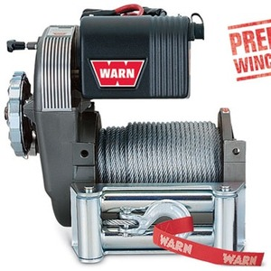 WARN M8274 Winch 24V CE (375832)
